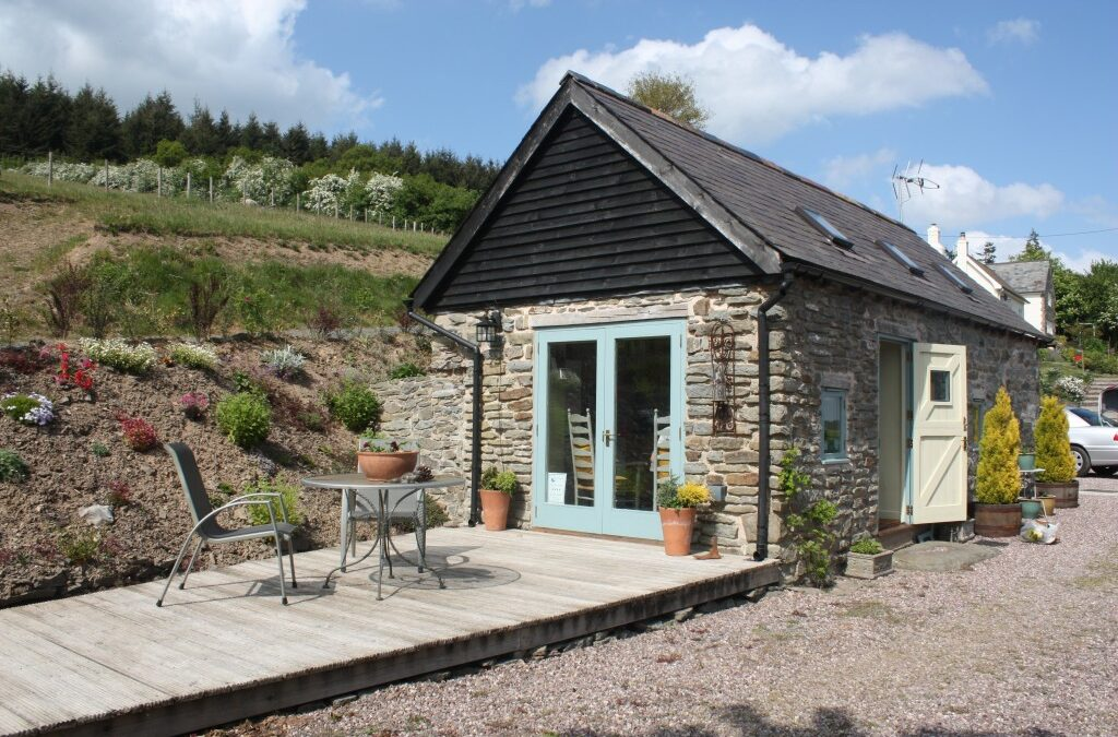 The perfect honeymoon getaway in the Shropshire Hills