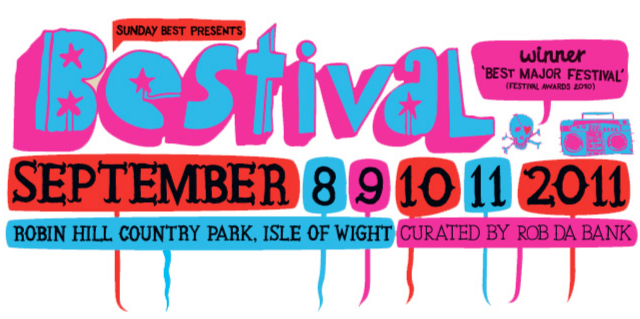 Bestival 2011 – This weekend!!