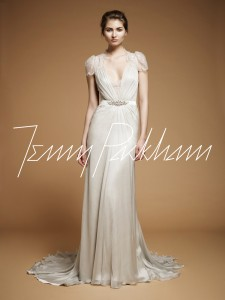 Jenny Packham SS12 Collection