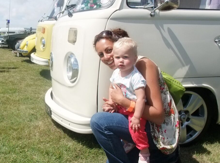 Festival Brides Love: Buttercup Bus VW Camper Hire (Weddings and Holidays)