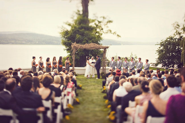Real Wedding Inspiration Whimsical DIY Circus and a bit of Rustic Romance