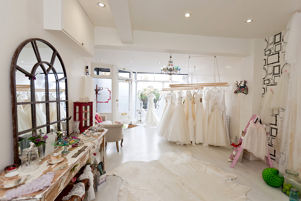 Festival Brides Love: Frou Frou Bridal Boutique