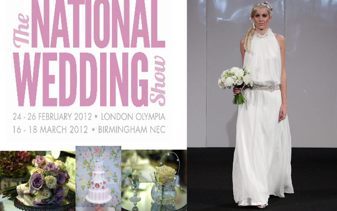 Win tickets to The National Wedding Show!!