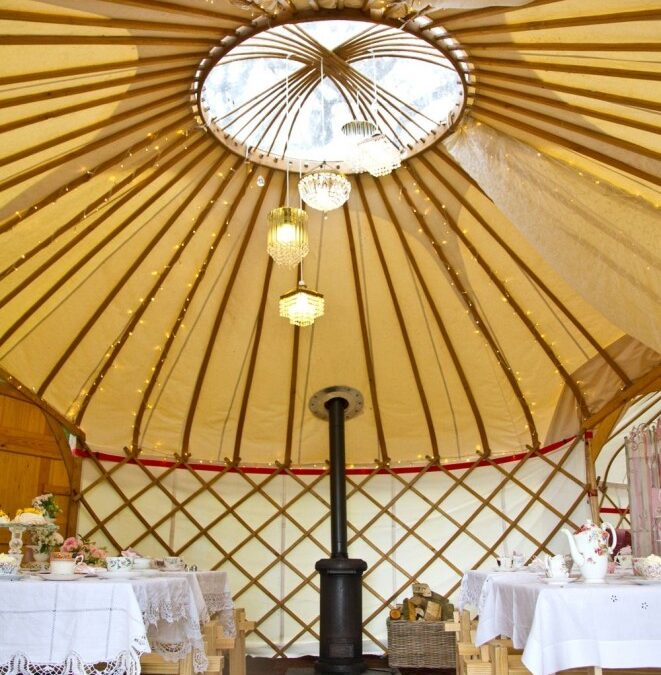 Wedding Yurt's All-Inclusive Package – Photo Shoot and Details