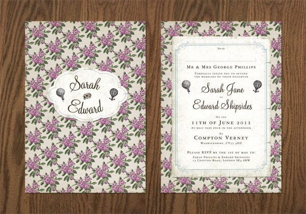 Festival Brides Love – Ink Love Stationery