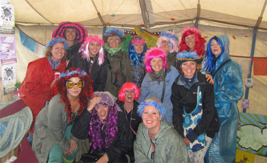 Festival Hen Weekends by Redseven Leisure