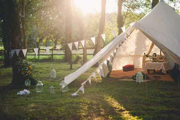 Festival Brides Love: Cariad Canvas