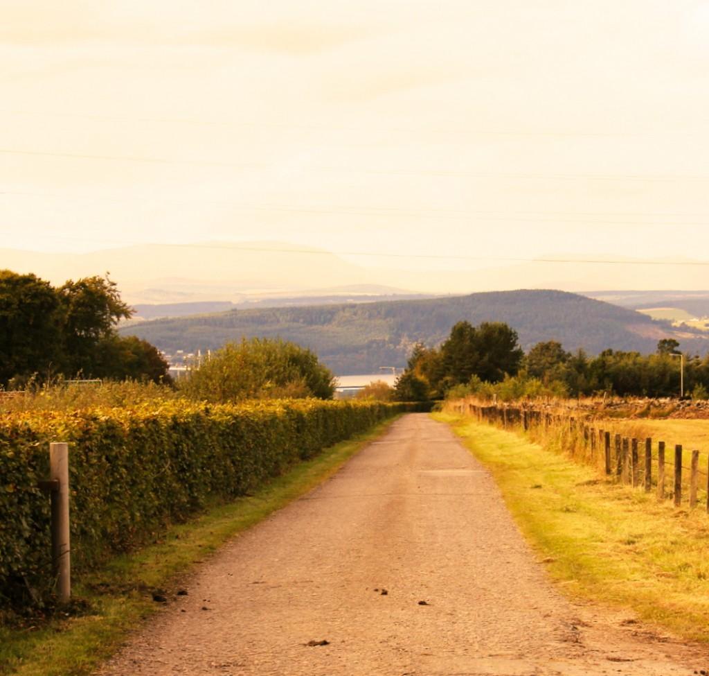 Bogbain Driveway