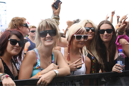 A Guide To Festival Hen Parties by Filthy Fox Festival Gear