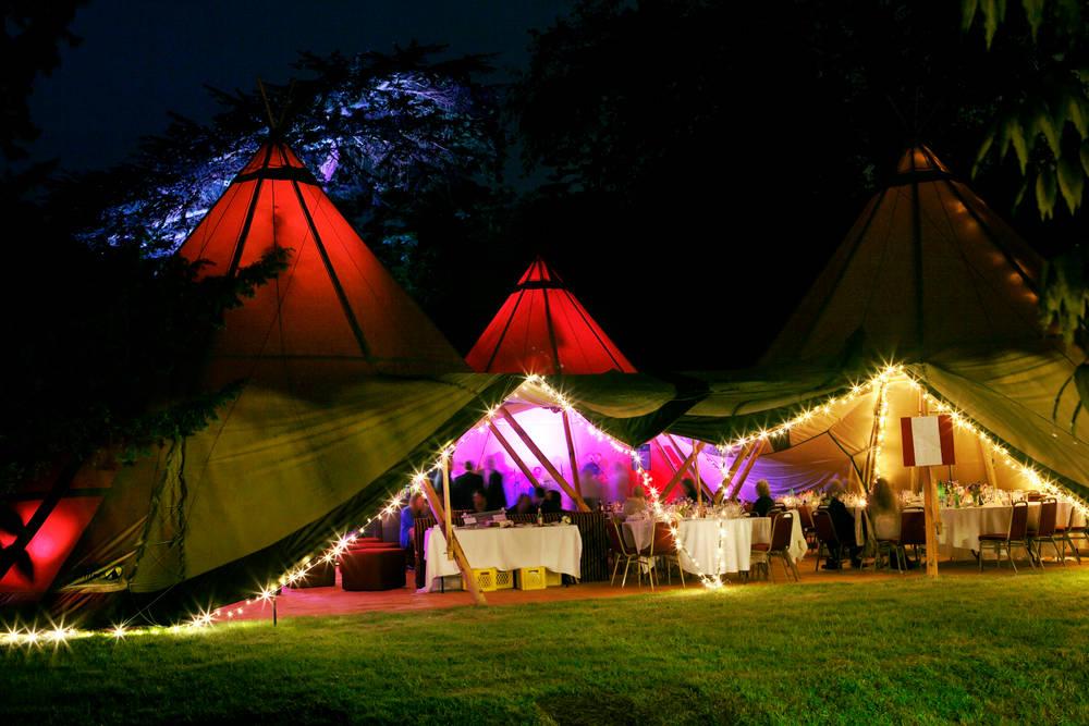Ven tents
