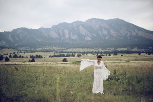 Festival Brides Love: Dream-ers – Vintage Inspired Wedding Dresses