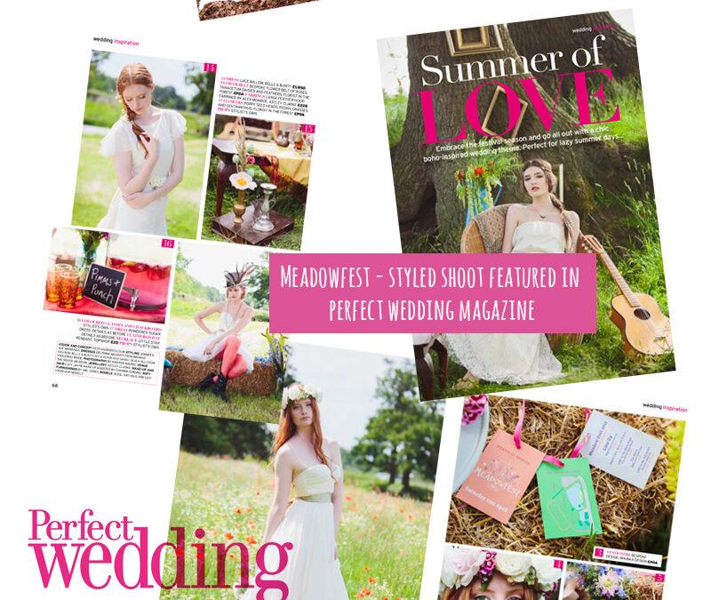 Festival Brides.. In the Press