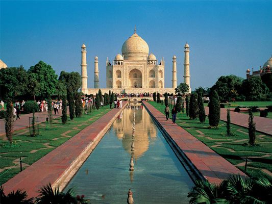 India – The Perfect Honeymoon Destination