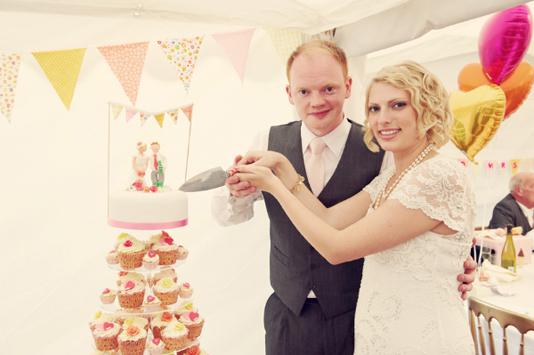 Kent Vintage Wedding Festival Caroline & Glenn Tenterden Rebecca Douglas Photography 105