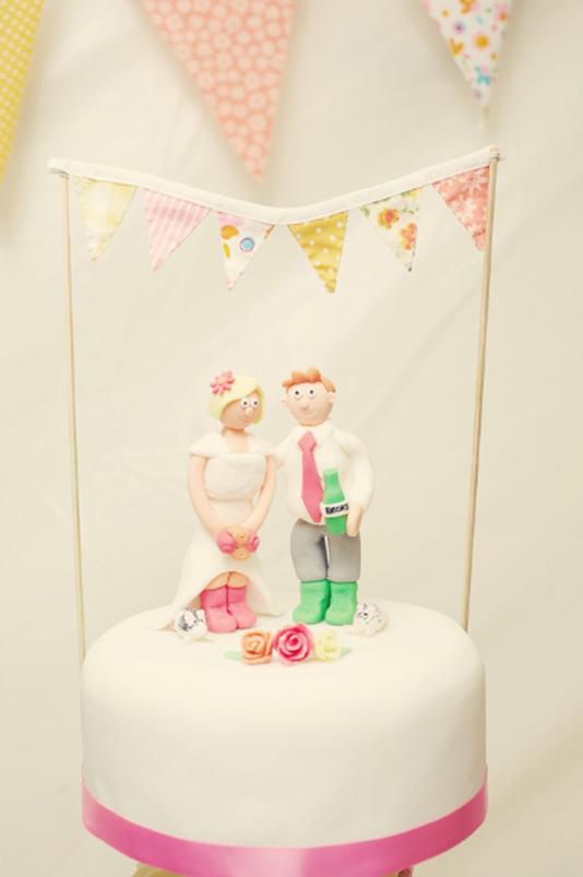Kent Vintage Wedding Festival Caroline & Glenn Tenterden Rebecca Douglas Photography 18