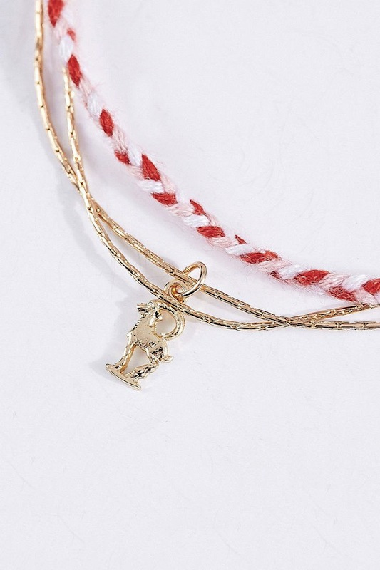 UO Starsign bracelet 1