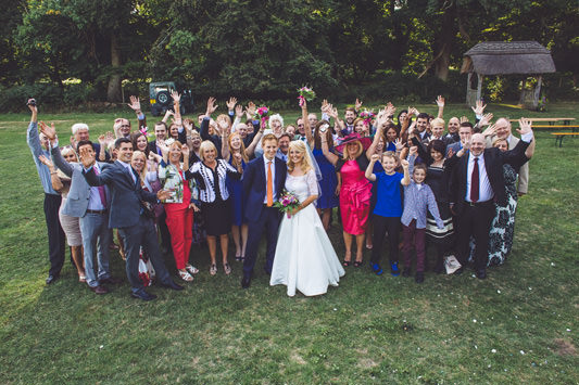 Laura & Rhys' Wedding