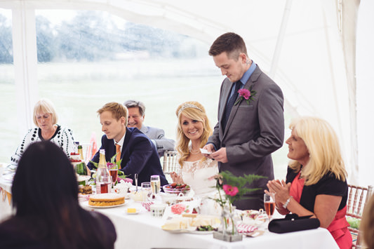 Laura & Rhys' Wedding