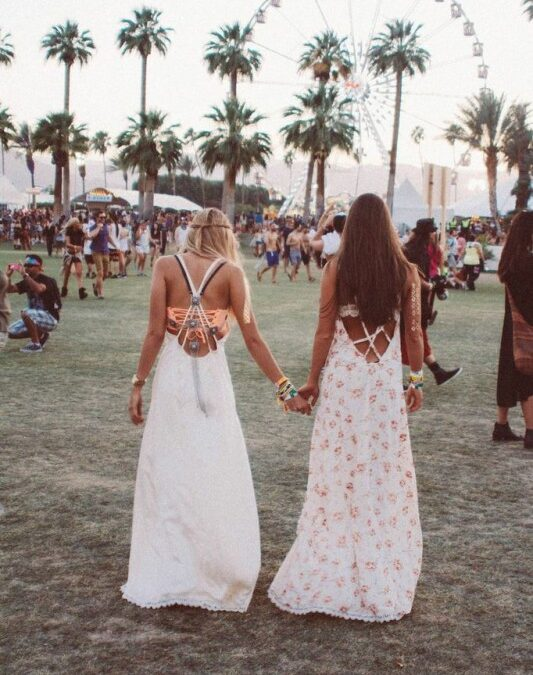 Daughters Of Simone's Road to Coachella…..