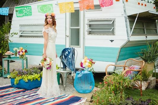 Viva la México: a Festival Brides Fiesta!