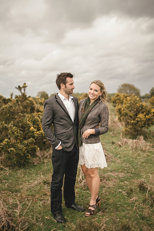 Festival Brides - Kat Hill Photography Rustic Outdoor Engagement Shoot_001