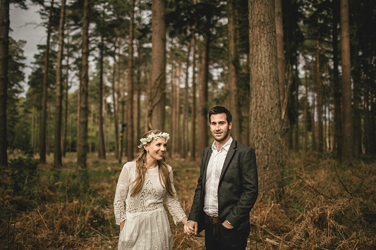 Festival Brides - Kat Hill Photography Rustic Outdoor Engagement Shoot_027