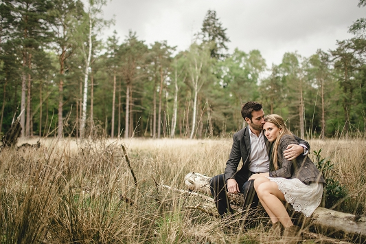 Festival Brides - Kat Hill Photography Rustic Outdoor Engagement Shoot_031