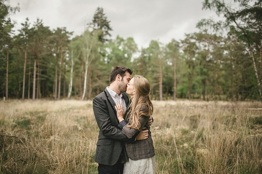 Festival Brides - Kat Hill Photography Rustic Outdoor Engagement Shoot_034