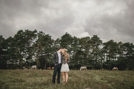 Festival Brides - Kat Hill Photography Rustic Outdoor Engagement Shoot_038