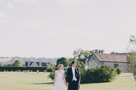 Welly inspired farm Wedding – Susie & Henry
