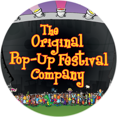 This Weekend: An Open Day With The Original Pop Up Festival Company
