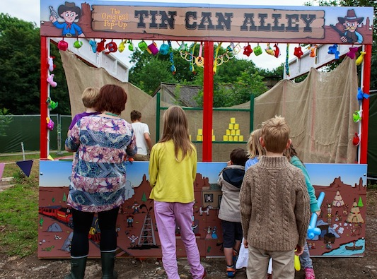 tin can alley