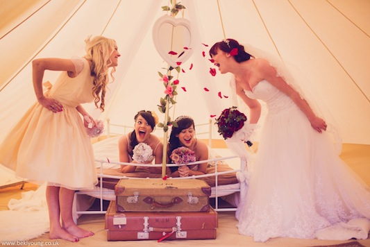 Festival Brides Love: Lovely and Unique Wedding Fairs