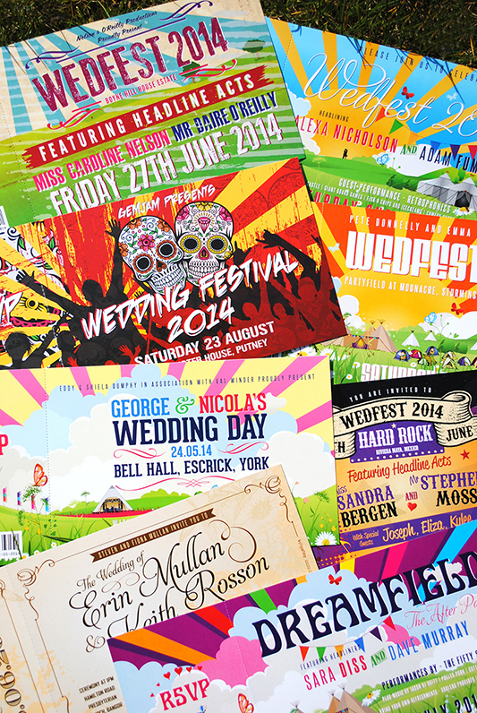festival-themed-wedding-invites