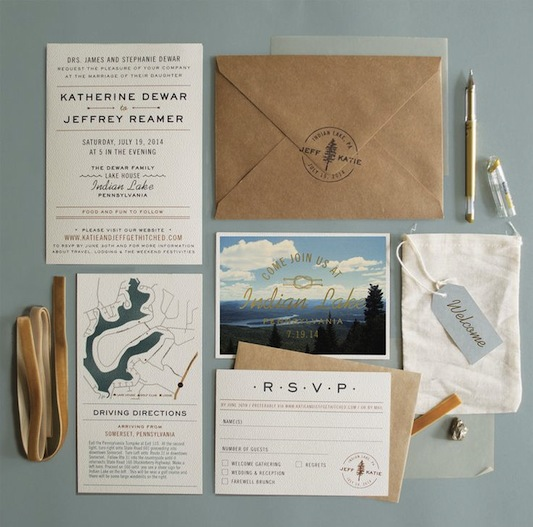 Exceptional Envelopes: How to Make your Wedding Stationery Next Level!
