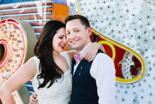 Siobhan and Lee's Las Vegas Elopement
