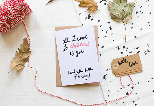 Totally Frameable: Festival Brides Favourite Christmas Cards for 2014