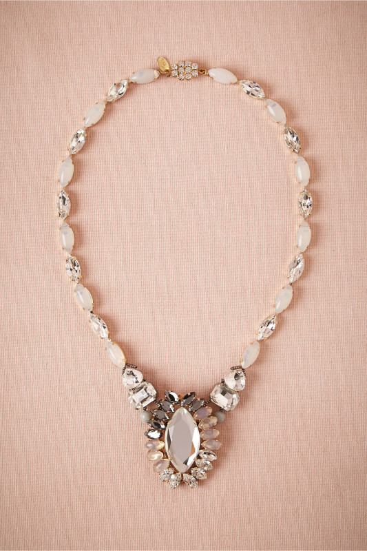 Coco Crystal Necklace