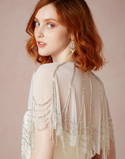 Accessorising for a Winter Wedding with BHLDN