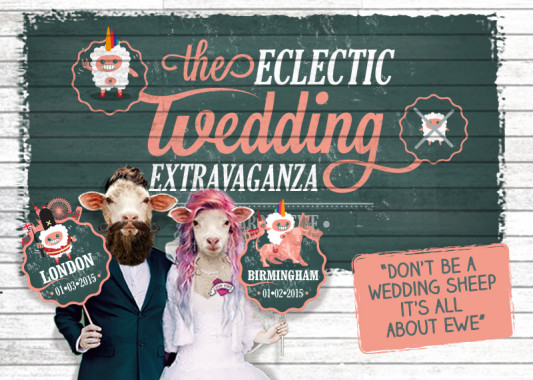 The Eclectic Wedding Extravaganza