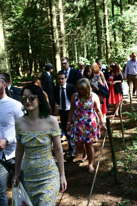 2 Woodland Ceremony - 030 533
