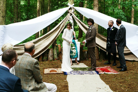 2 Woodland Ceremony - 107 533