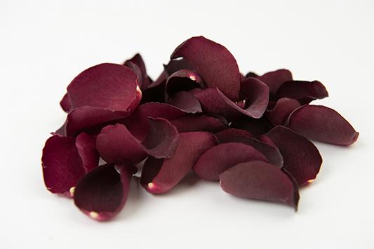 ShropshirePetals.com Aubergine Petals £15.95 per litre