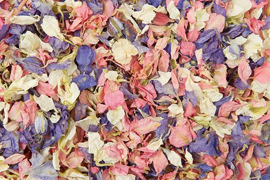 ShropshirePetals.com Summer Nights Petals £11.50 per litre
