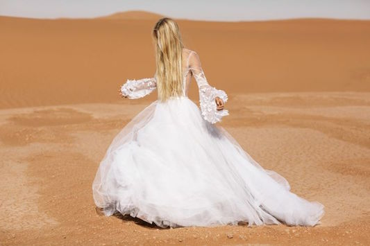 Desert Wanderer | Wedding inspiration from Faraway Sands
