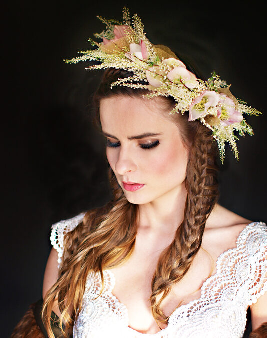 A Game of Thrones Inspired Bridal Shoot….