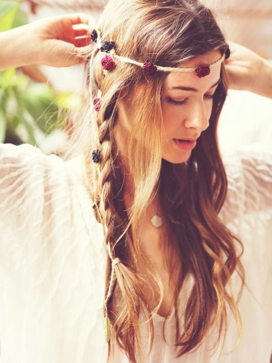 the hippy braid