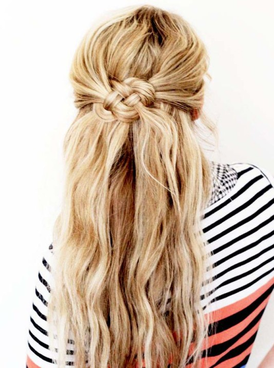 the knoted braid