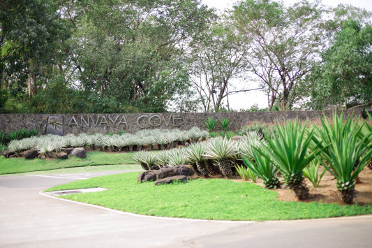 ANVAYA COVE ENTRANCE