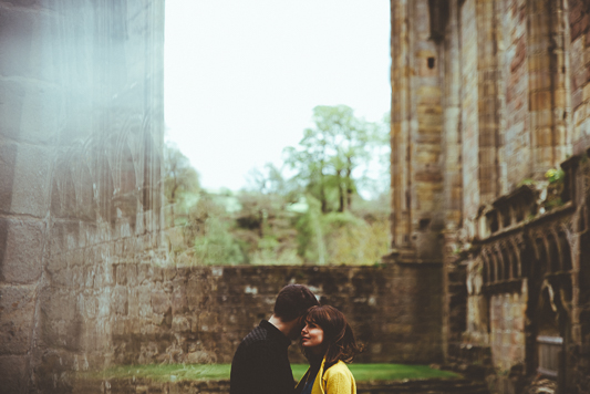 Anna & Myles Embsay Steam Railway Engagement Shoot By Shutter Go Click Photography-81